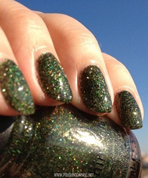 China Glaze Winter Holly 2