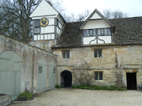 Coach house and stables at Lacock