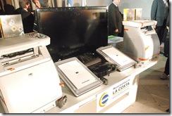 Impresoras laser, plasmas y scaners para las escuelas.