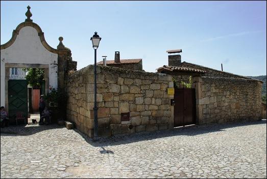 Marialva - Glória Ishizaka -  Casas das freiras
