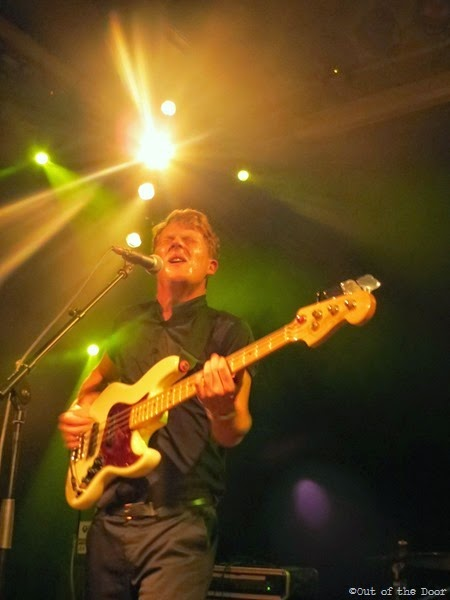 The Crookes 7