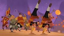 18 les danseurs