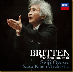 Ozawa Britten War Requiem