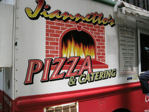Jiannetto's Pizza Truck