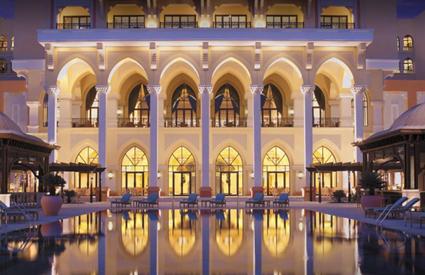 Qaryat Al Beri Hotel in Abu Dhabi