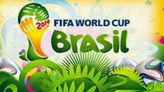 Jadwal Piala Dunia 2014