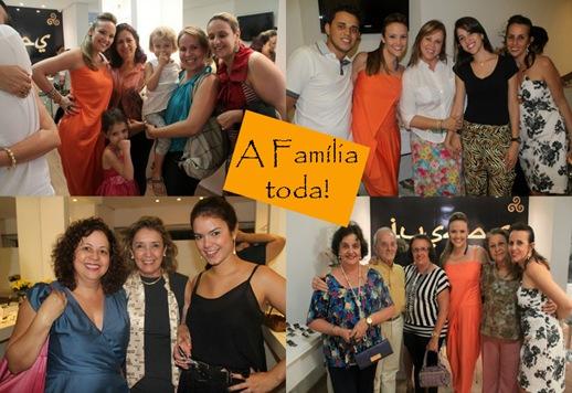 A Família toda