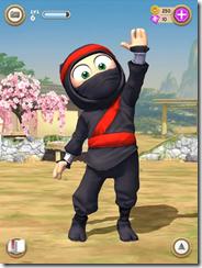 لعبة كلامزى النينجا Clumsy Ninja لأندرويد وأيفون - 6