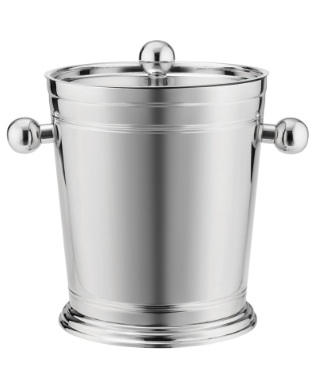 This Martha Stewart Collection Ice Bucket would make a beautiful vase. (macys.com)