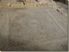 Christian Mosaic Kourion (Small)