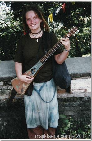 Ela Nepal guitar