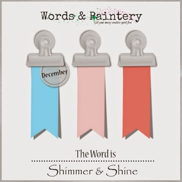 Words & Paintery December