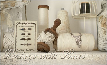 Vintage with Laces - Studio