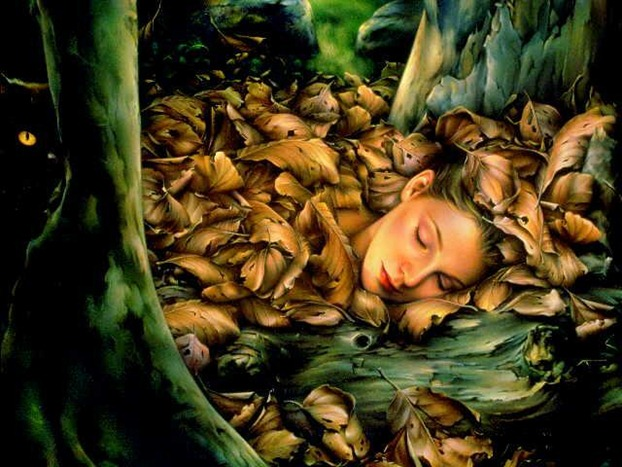 mabon sleeping goddes