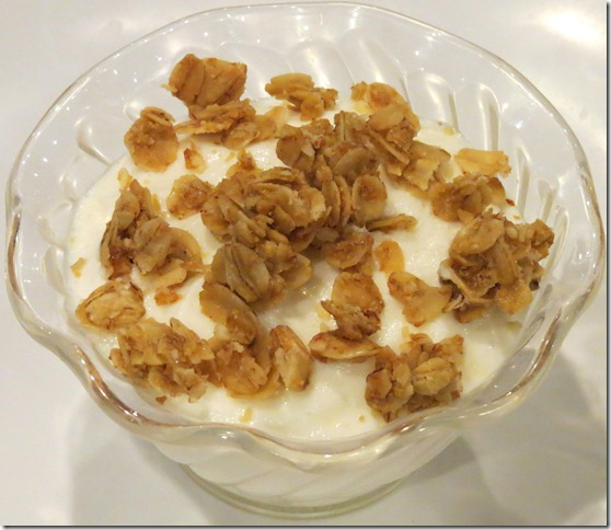 Lemon Yogurt Mousse 3