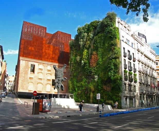 vertical garden by patrick blanc 1