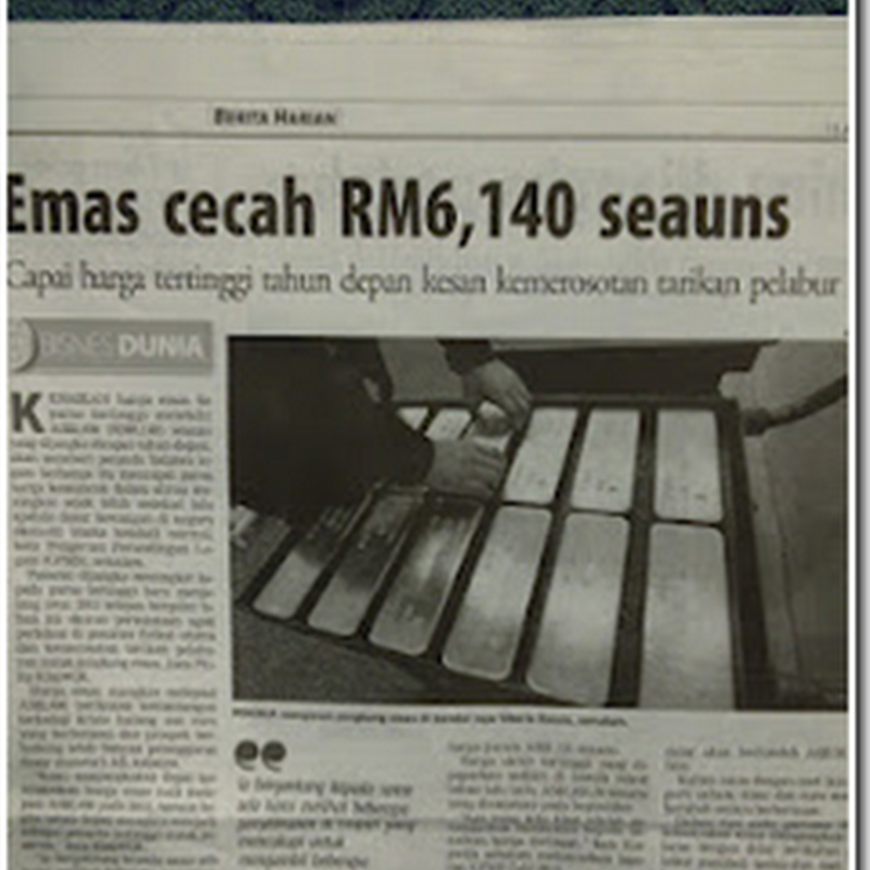 Cecah RM6,140 Seauns ... Wowww ! ! !