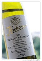 Weingut Kochan 2009 Lieserer Schloßberg Riesling Spätlese trocken