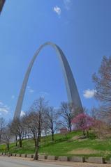 Gateway Arch...St Louis, Missouri