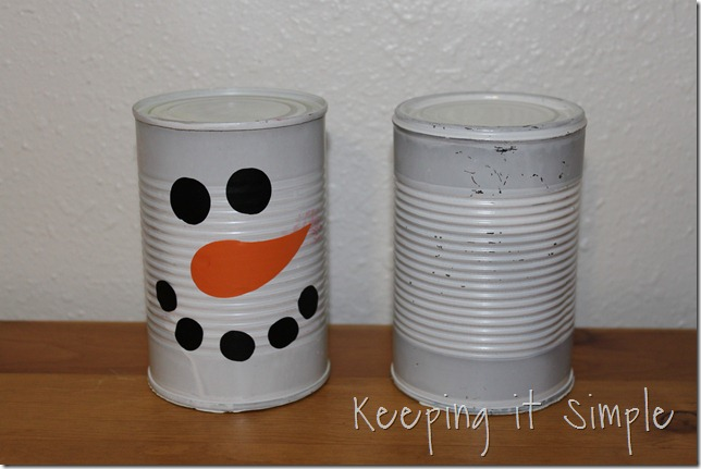 Christmas bowling cans (4)