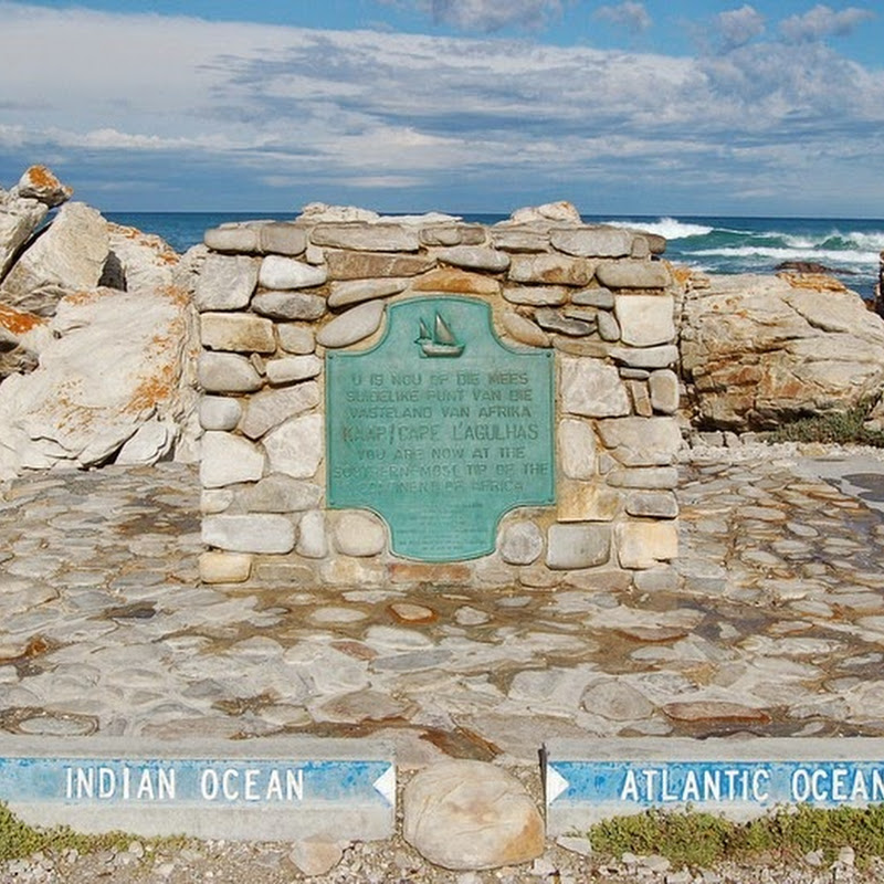Cape Agulhas: The Place Where Two Oceans Meet