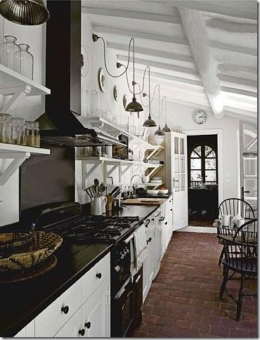 farmhouse kitchen 7