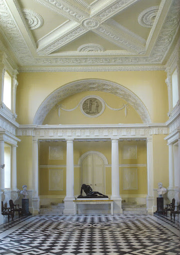 The Syon House in Middlesex was transformed by Robert Adam during in the 1960's; Adam was one of the most influential architects of that decade.