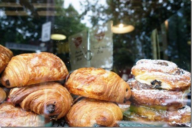 Bourke's bakery