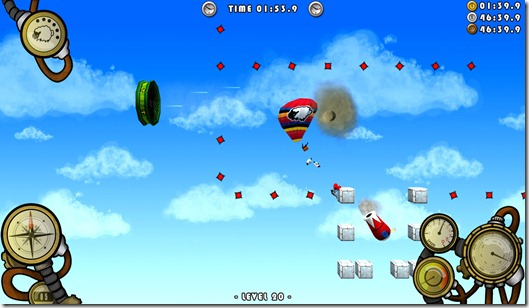 Flying Sheeps free indie game (2)