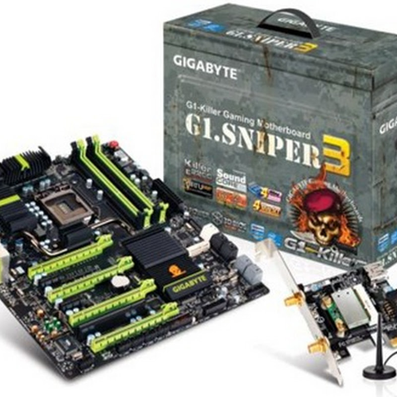 GIGABYTE G1.Sniper 3: Editor's Choice at AnandTech