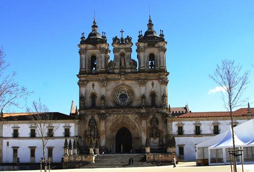 Portugal - Alcobaça - mosteiro - Glória Ishizaka
