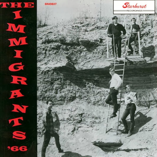 The Immigrants - The Immigrants (1966)  Front_thumb%25255B1%25255D