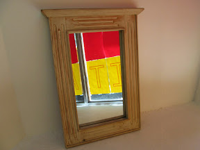 Small Decorative Mirror