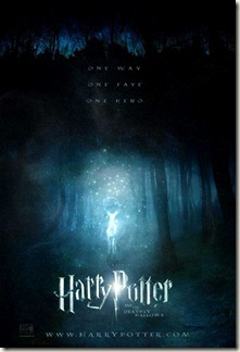 Harry Potter and the Deathly Hallows Pt I