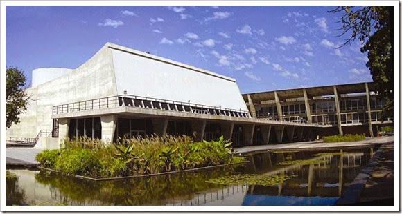 Museu de Arte Moderna do Rio de Janeiro, Affonso Reidy