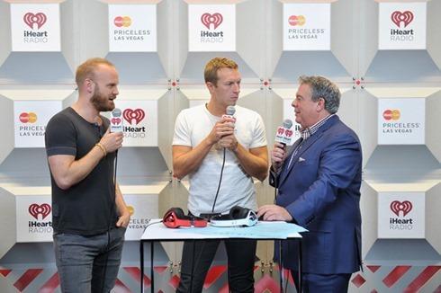 Chris Martin 2014 iHeartRadio Music Festival iXfFkH9lsaPl