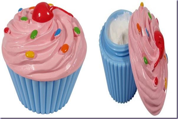 Creme-Mãos-Pote-Cupcake-Morango-Cereja-Confeitos