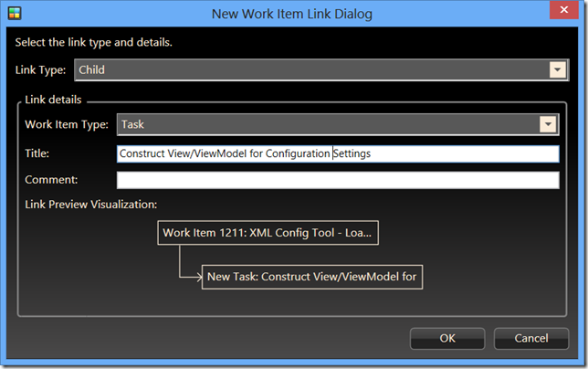 AddNewLinkedWorkItemDialog