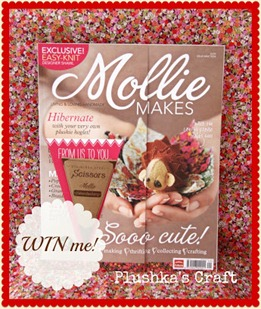 Mollie Makes giveaway