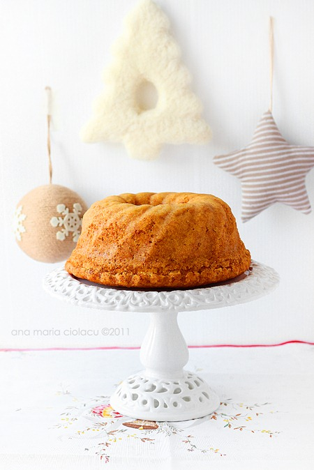Pumpkin bundt cake4