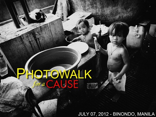 photowalk for a cause