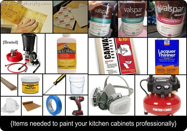 How to paint kitchen cabinets copy