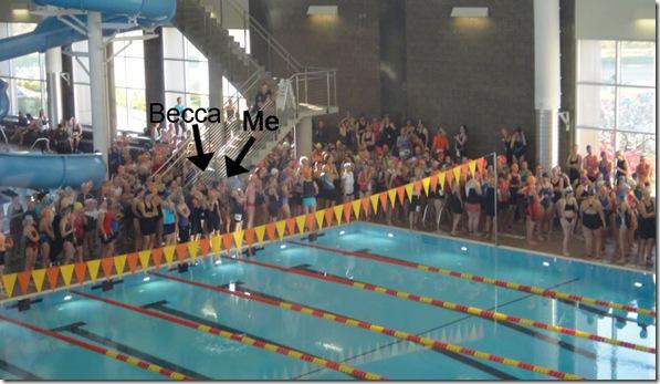 Pool start