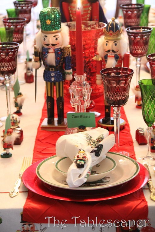 Nutcracker Table 042