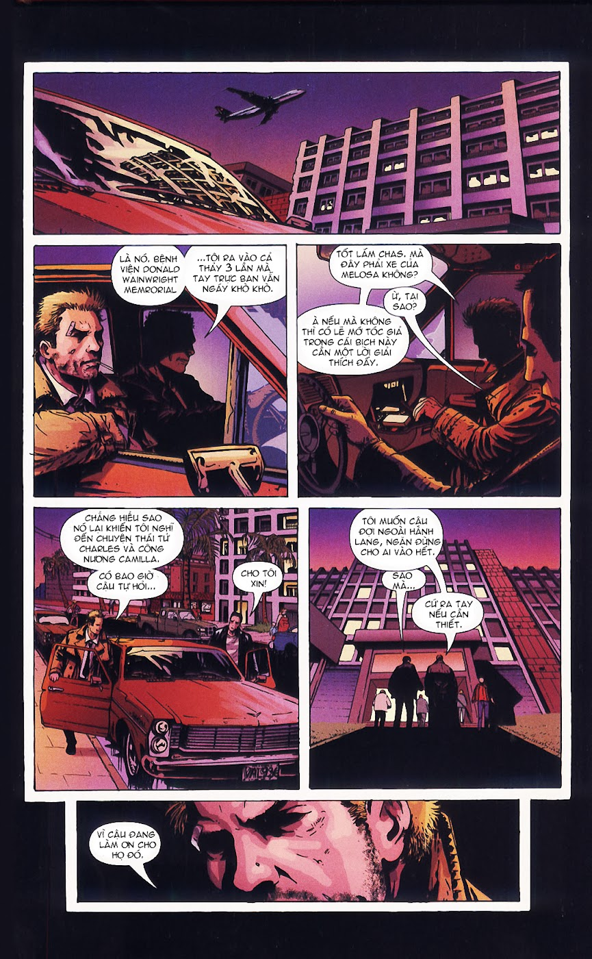 Constantine - All his engines chap 5 - Trang 8