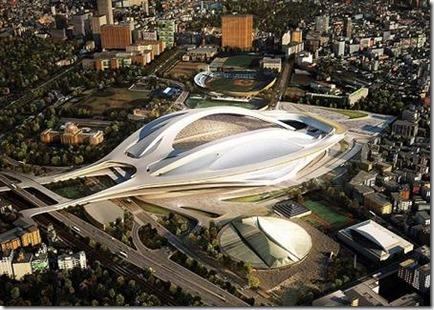 Estádio Olimpíco será remodelado para 2020.