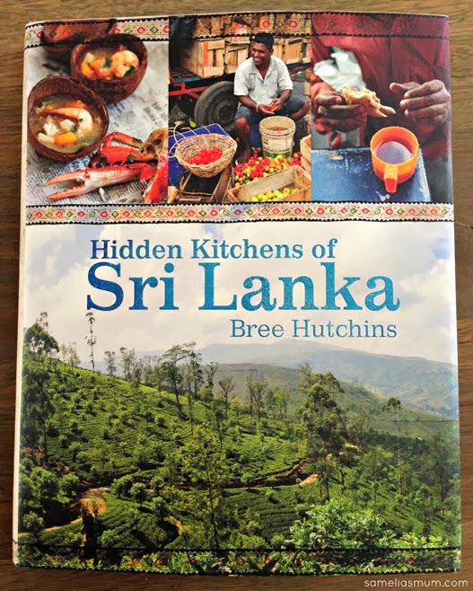 Hidden Kitchens of Sri Lanka Cover