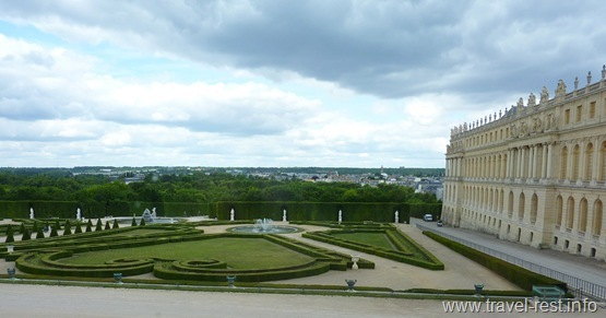 Сад и Парк Версаля
