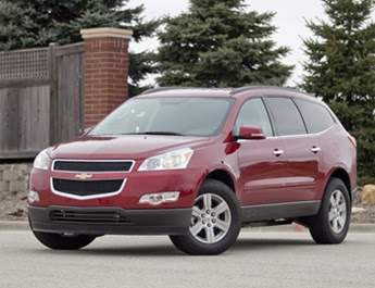 2012 chevrolet traverse review auto trend. Cars Review. Best American Auto & Cars Review
