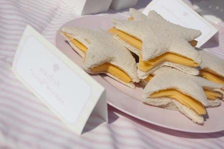 Semplicemente Perfetto beach-baby-starfish-sandwiches